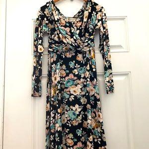Altar'd State knit dress Medium